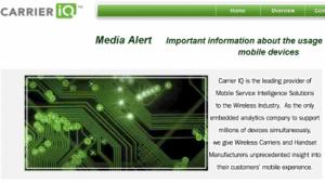 Carrier IQ liest SMS und URLs.