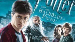 """DVD-Cover """"Harry Potter und der Halbblutprinz"""""""