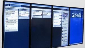 Trello auf dem ganz großen Bildschirm