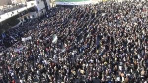 Proteste in Syrien am 4. Dezember 2011