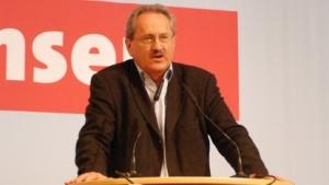 Christian Ude fordert den Einsatz freier Software auf EU-Ebene.
