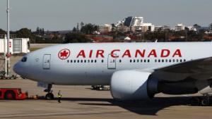 Boeing 777 von Air Canada