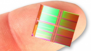 MLC-NAND-Flash: Chip mit 128 GBit Speicherkapazität