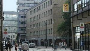 Gebäude Amtsgericht Bremen