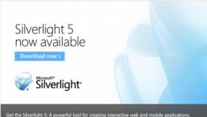 Webapplikation: Microsoft veröffentlicht Silverlight 5