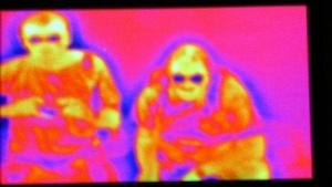 Das US-Militär lässt winzige Wärmebildkameras entwickeln.