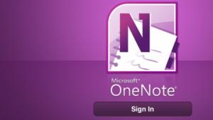 Onenote gibt es jetzt auch für Apples Tablets.