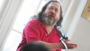 Richard M. Stallman im Februar 2010
