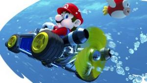 Test Mario Kart 7: Auf der Straße und unter Wasser