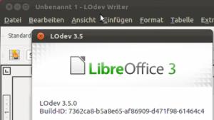 Libreoffice 3.5 Beta 1 verbessert die Benutzerführung.