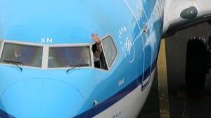 KLM Meet & Seat erlaubt die Wahl des Sitznachbarn nach seinem sozialen Profil.