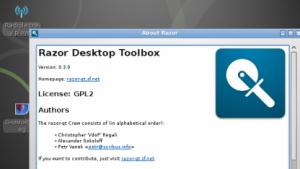 Der neue Desktop Razot-qt basiert auf Qt und soll auch auf langsamen Rechnern flink laufen.