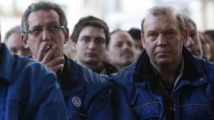 Volkswagen: Blackberry-Server werden zum Feierabend abgeschaltet