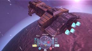 Unity-Titel Battlestar Galactica Online