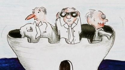 Schöner danebenliegen: Gute Aussichten für 2012