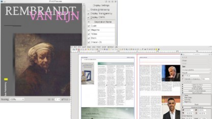 Scribus 1.4 ist nach mehreren Jahren Entwicklung erschienen.