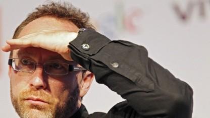 Wikipedia-Gründer Jimmy Wales