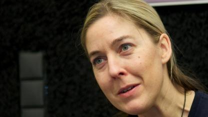 In einem Interview erläutert Constanze Kurz die Meinung des CCC zum Staatstrojaner.