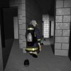 Firesim: Fraunhofer-Institut entwickelt Rollenspiele für Feuerwehr