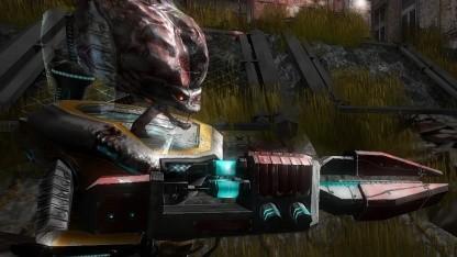 In Alien Arena 7.53 bewegen sich die Aliens natürlicher.