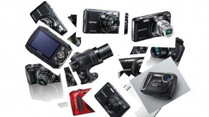 Fujifilm stellt 19 neue Kameras auf einmal vor.