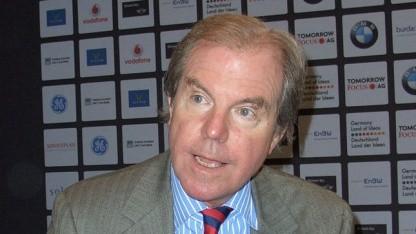 Nicholas Negroponte (2007): kein Windows auf dem XO-3
