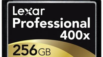 Professional 400x Compactflash