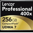 Lexar: Compactflash-Speicherkarte mit 256 GByte