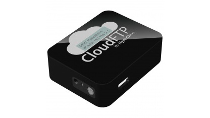 CloudFTP bring USB-Gerät ins WLAN.