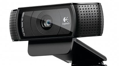 Die HD Pro Webcam C920 von Logitech