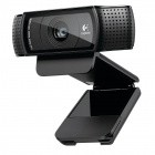Plaudern in 1080p: Logitech HD Pro Webcam C920 für HD-Videochats