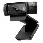 Plaudern in 1080p: Logitech HD Pro Webcam C920 für HD-Videochats