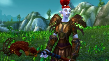 Troll in World of Warcraft