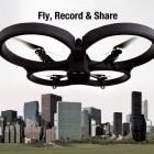 Parrot: AR.Drone 2.0 fliegt höher, genauer und sendet in HD