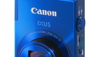 Farbenfroh: Die neuen Ixus-Modelle gibt es in mehreren Gehäusefarben.