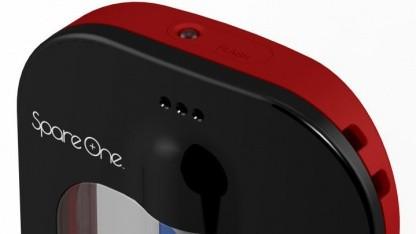 Spareone - Notfallhandy mit AA-Batterie