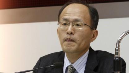 Pegatron-Finanzchef Charles Lin