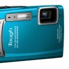 Olympus Tough: Stoß- und wasserfeste Kamera für 170 Euro