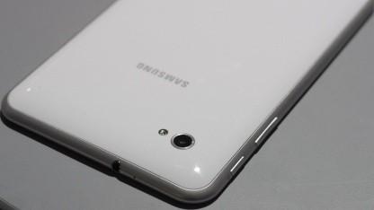 Galaxy Tab 7.0 Plus mit neuer Außenhülle