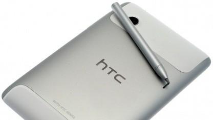 HTCs Flyer mit Stiftbedienung
