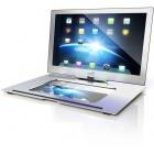 Monitor2Go: Monitor mit iPad-Slot für unterwegs