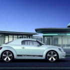 E-Bugster: VW stellt schnittigen Elektro-Käfer vor