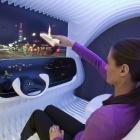 Daimler Dice: Augmented Reality in der Windschutzscheibe