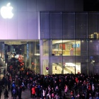 iPhone 4S: Apple-Shop in Peking mit Eiern beworfen