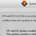 HP Touchpad: WebOS 3.0.5 bringt Verbesserungen