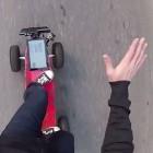 Board Of Awesomeness: Skateboard mit Elektroantrieb und Kinect-Steuerung