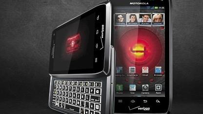 Droid 4 von Motorola