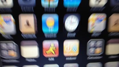 Apple schlägt 3D-Interface für iPhones vor.