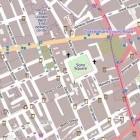 Openstreetmap: Karte von Google-IP-Adresse aus manipuliert