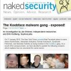 Malware: Koobface-Programmierer sind enttarnt